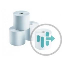 Rolos papel comum para impressoras 57x60x11