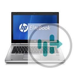 """HP 8470p i5-3ª 14"""" SSD 240GB"""
