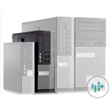 Dell 790 i3-2100 4GB 250GB W7PRO