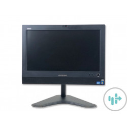 "Computador Lenovo All-In-One ThinkCentre 20"" Core i3-2ª Ger., 4GB RAM, 250GB HDD, Win7"